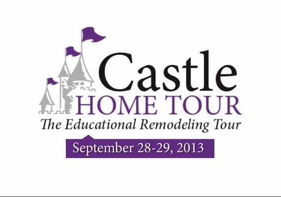 Completed for Castle Building and Remodeling's 2013 Home Tour. Wrote, designed and created motion graphics.